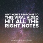 Why Kohl's Response to This Viral Video Hit All the Right Notes