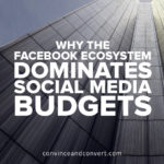 Why The Facebook Ecosystem Dominates Social Media Budgets