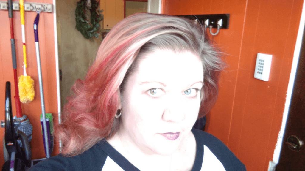 Heidi Pink Hair