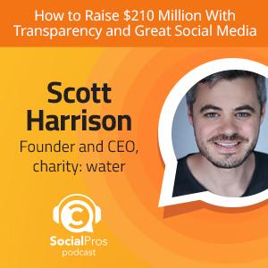 Scott Harrison - Teaser
