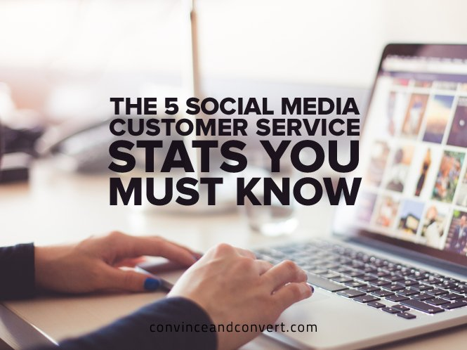 The 5 Social Media Customer Service Stats You Must Know