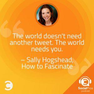 Sally Hogshead - Instagram