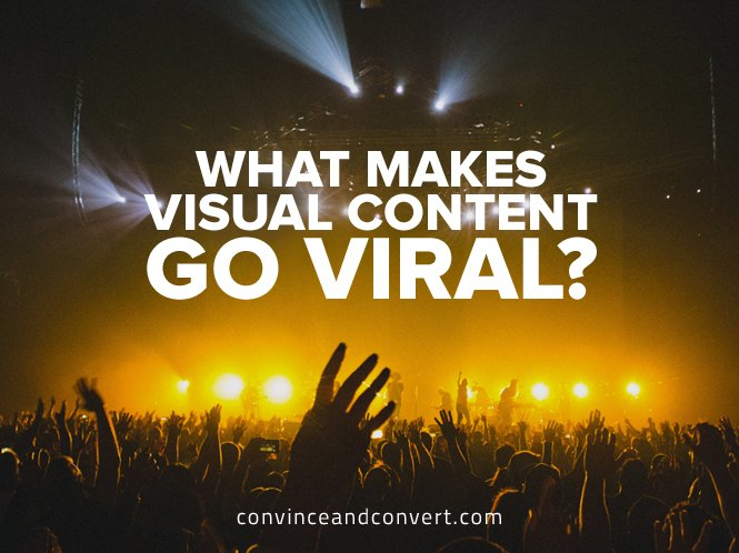 What Makes Visual Content Go Viral?