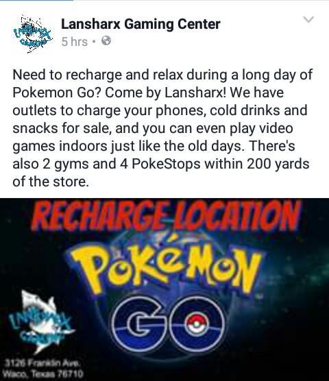 lansharx promotion