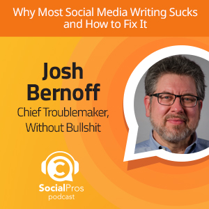 Why Most Social Media Writing Sucks and How to Fix It