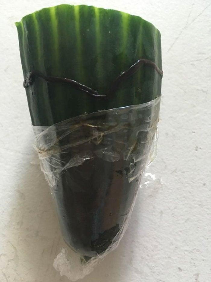 Tesco cucumber