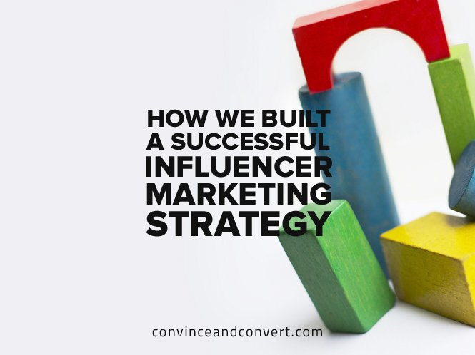 How We Built A Successful Influencer Marketing Strategy | Convince