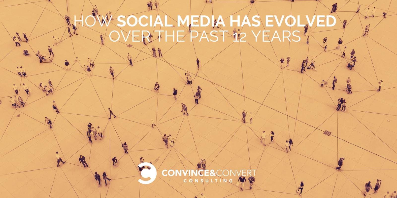How Social Media Has Evolved