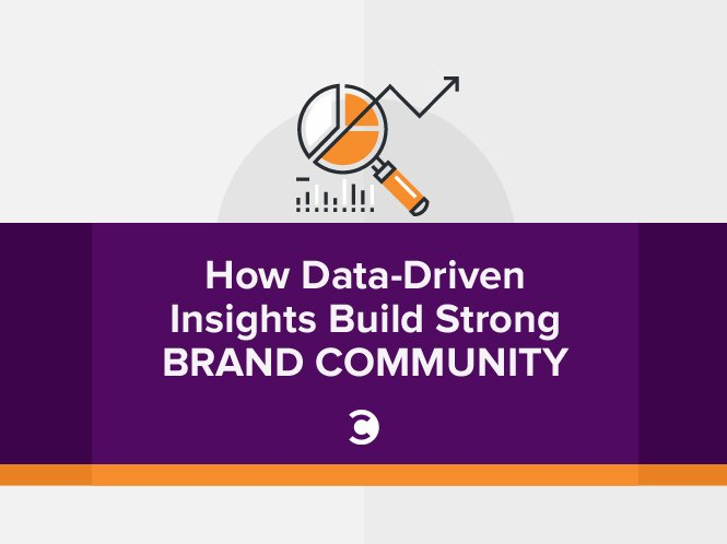 How Data-Driven Insights Build Strong Brand Community
