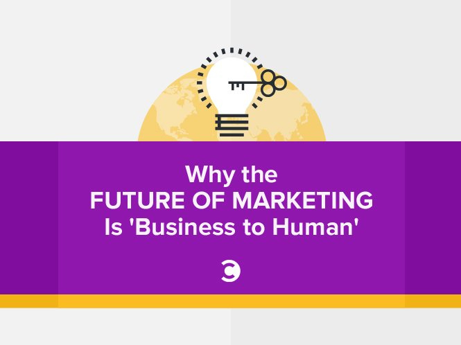 Why the Future of Marketing Is Business to Human