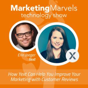 Erin Jaeger joins Marketing Marvels