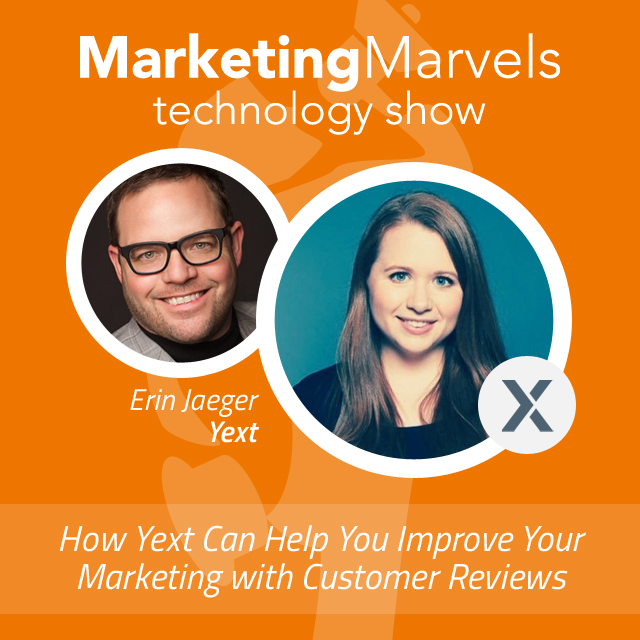 Erin Jaeger joins Marketing Marvels