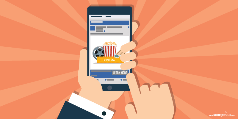 Facebook carousel ads are cost-effective
