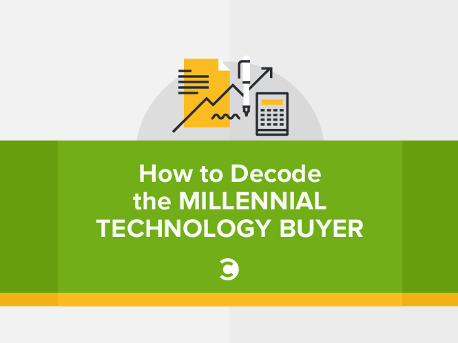 How to Decode the Millennial Technology Buyer