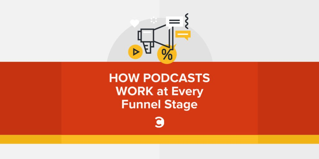 How Podcasts Work at Every Funnel Stage