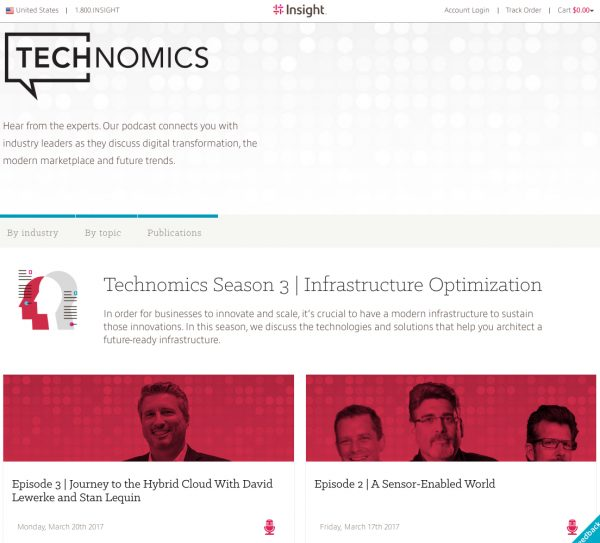 Insight Technomics Podcast