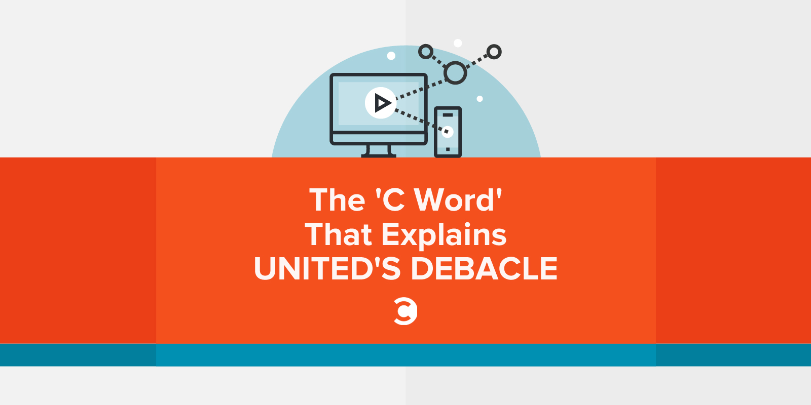 The 'C Word' That Explains United's Debacle