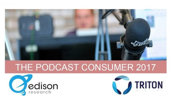 The Podcast Consumer 2017