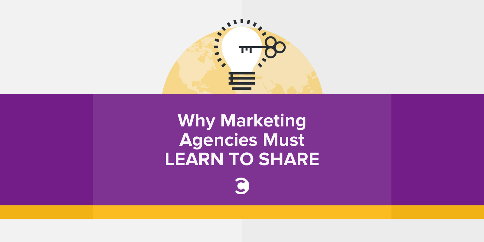 Why Marketing Agencies Must Learn to Share