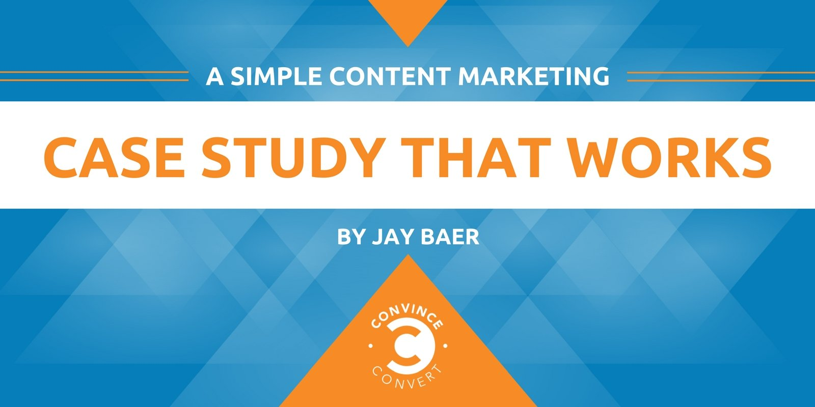 A Simple Content Marketing Case Study That Works
