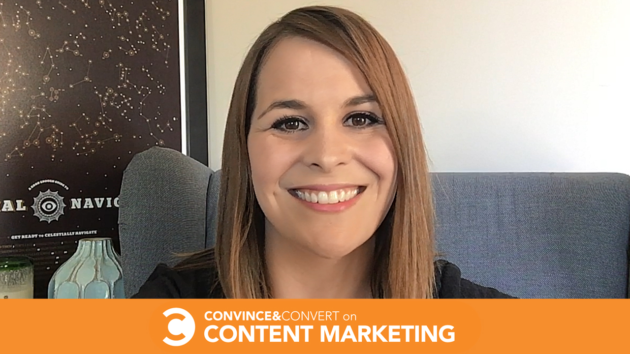 C&C ON Content Marketing with Anna