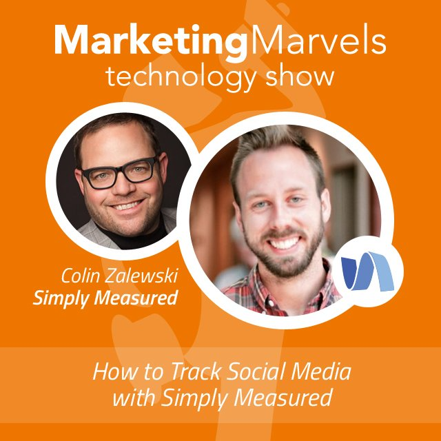 Marketing Marvels Simply Measured with Colin Zalewski