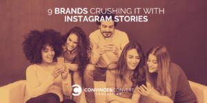 brands using instagram stories
