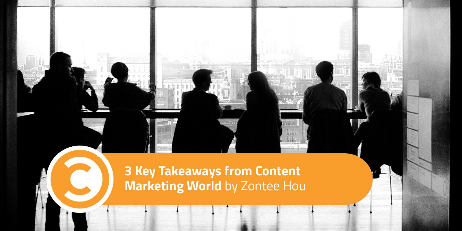 3 Key Takeaways from Content Marketing World