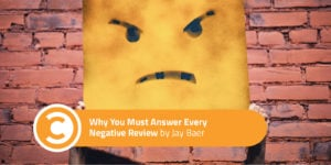 Why You Must Answer Every Negative Review