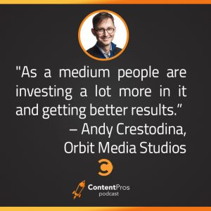 What Andy Crestodina Learned From 1,000+ Bloggers