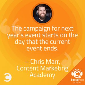 How to Use Social to Sell Out Your Event Before It's Released