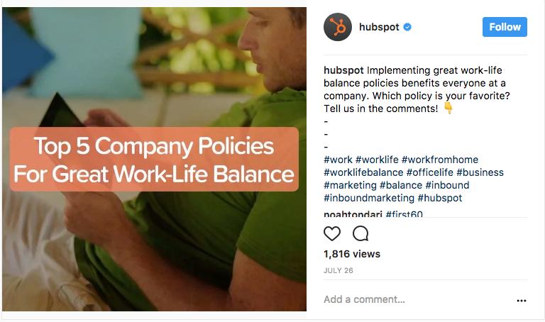 Hubspot video content