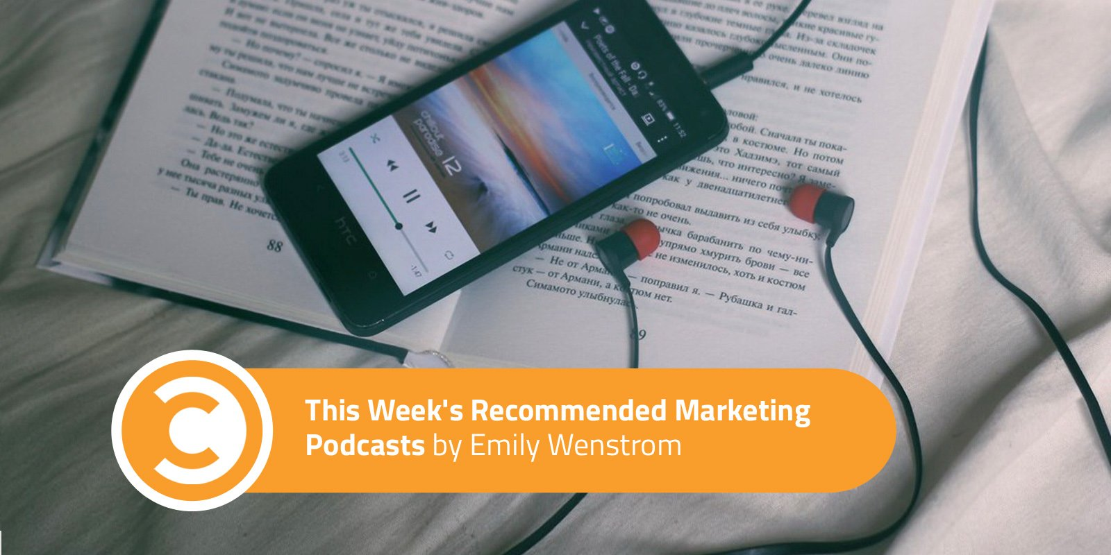 This Weeks Recommended Marketing Podcasts Oct 6