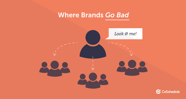 Where brands go bad