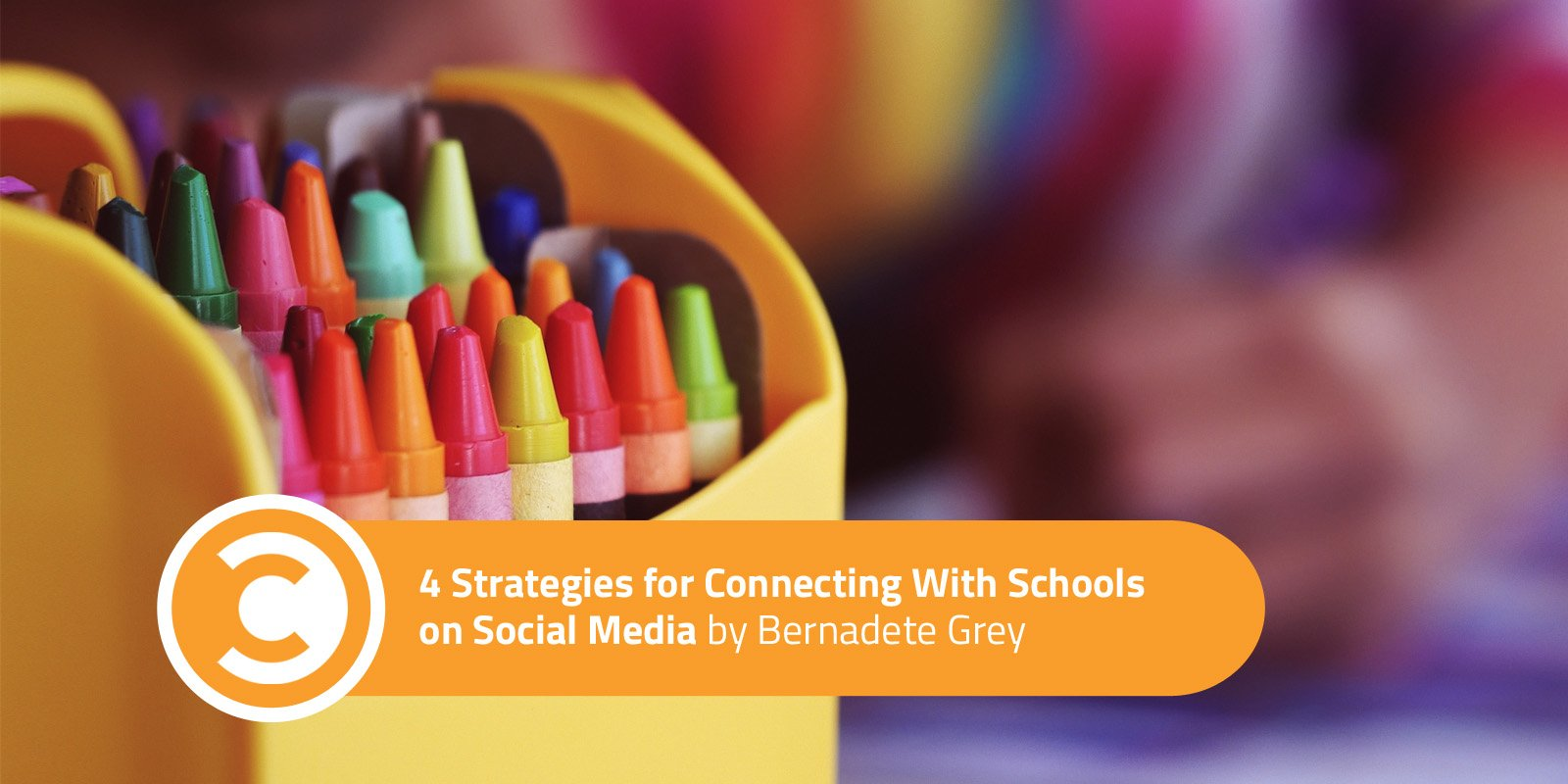 4 Strategies for Connecting With Schools on Social Media