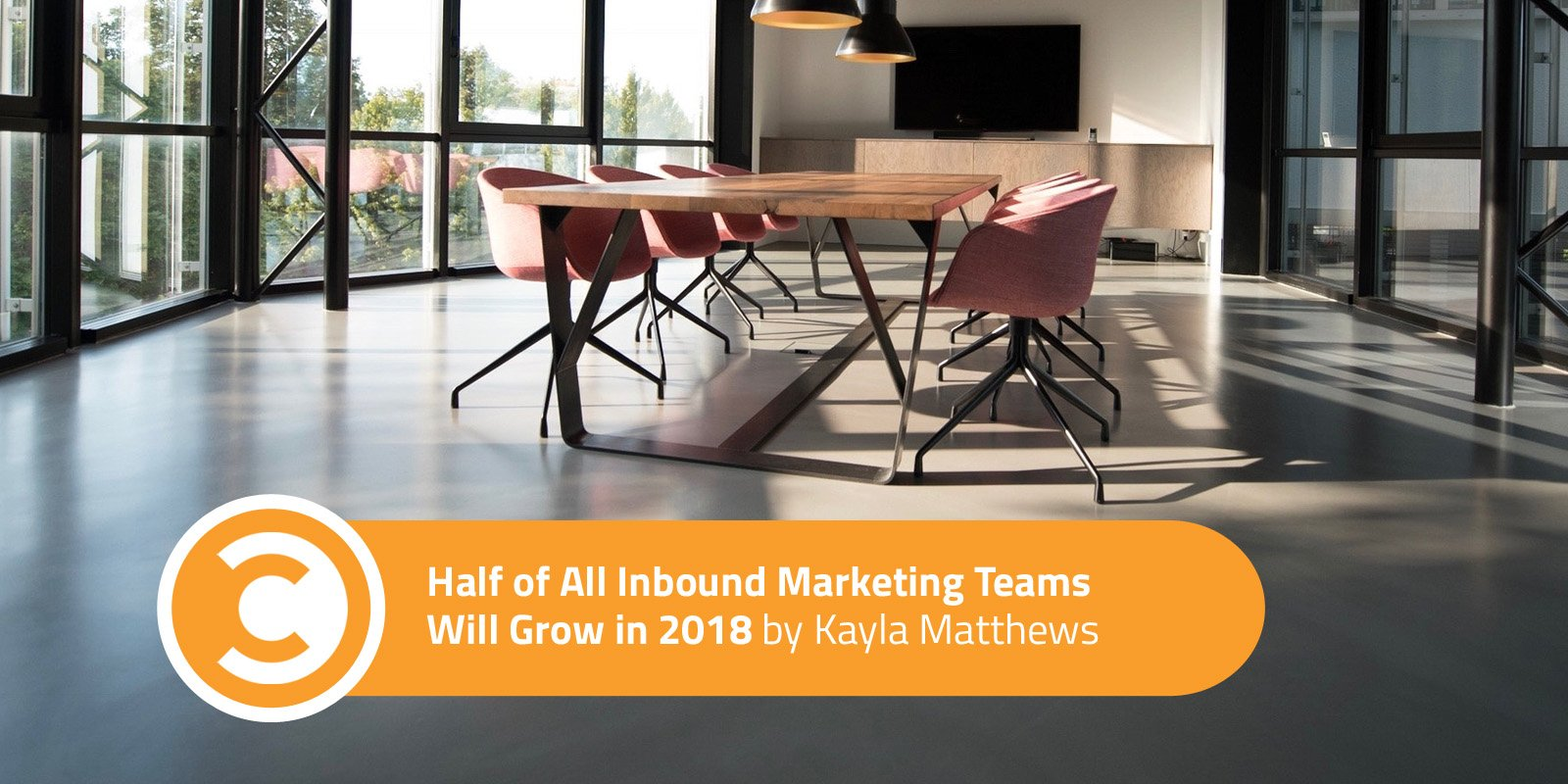 Half of All Inbound Marketing Teams Will Grow in 2018