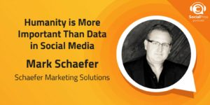 Humanity is More Important Than Data in Social Media