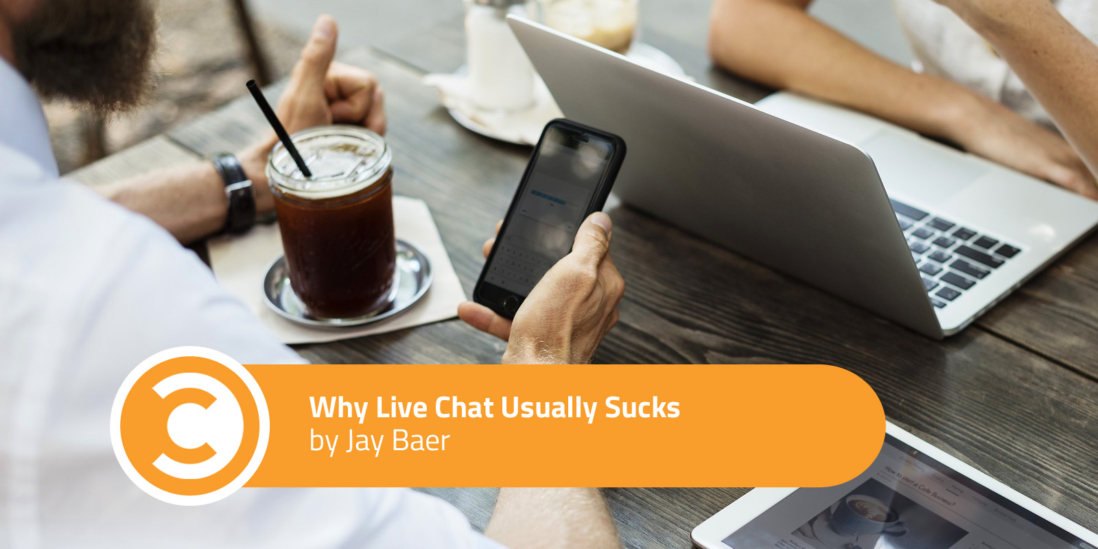 Why Live Chat Usually Sucks
