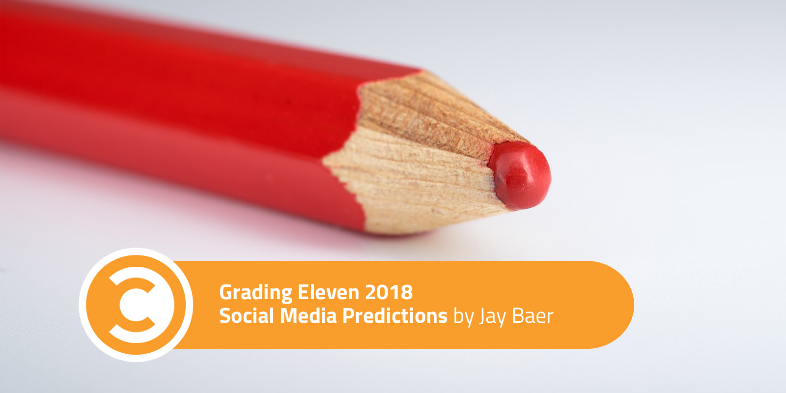 Grading Eleven 2018 Social Media Predictions