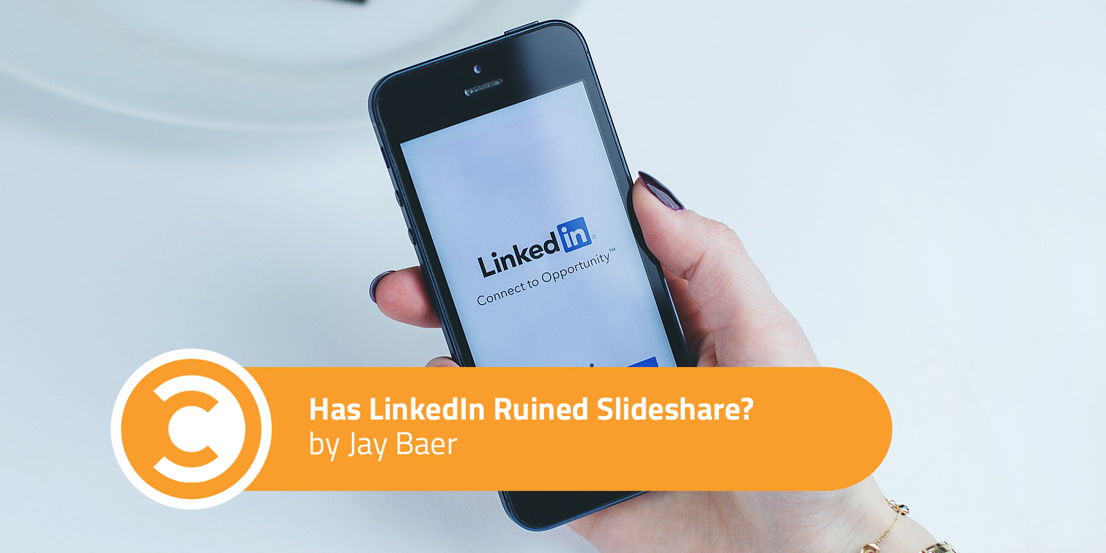 Has LinkedIn Ruined Slideshare