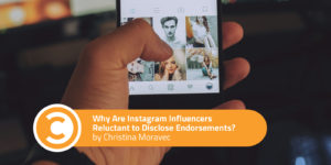 Why Are Instagram Influencers Reluctant to Disclose Endorsements