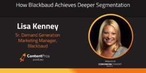 How Blackbaud Achieves Deeper Segmentation