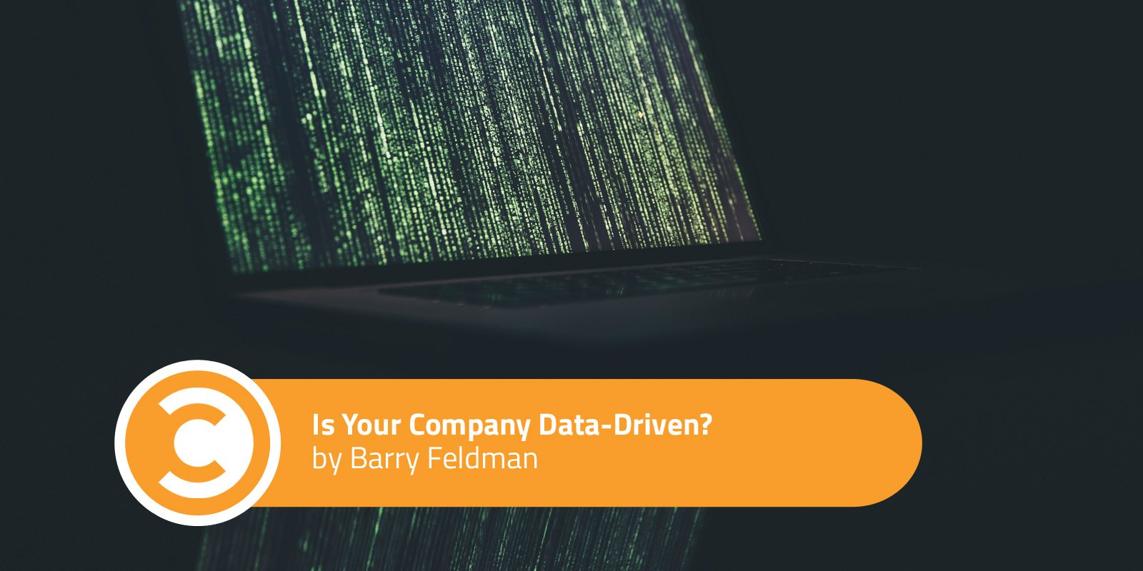 Is Your Company Data-Driven