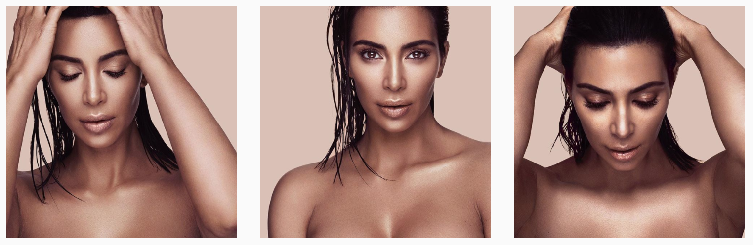 Kim Kardashian on Instagram 2