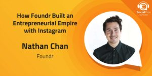 How Foundr Built an Entrepreneurial Empire with Instagram