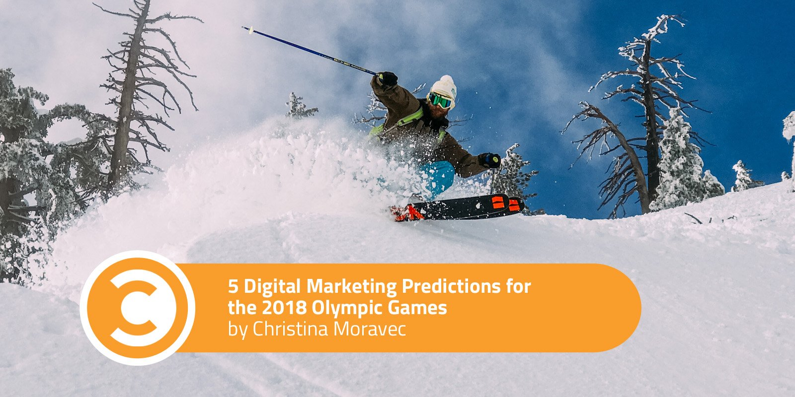 5 Digital Marketing Predictions for the 2018 Olympic Games