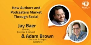 How Authors and Podcasters Market Through Social