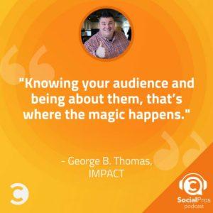 george b thomas