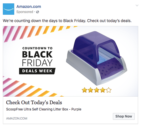 Amazon remarketing