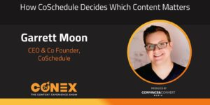 How CoSchedule Decides Which Content Matters